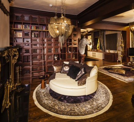 lady's boudoir